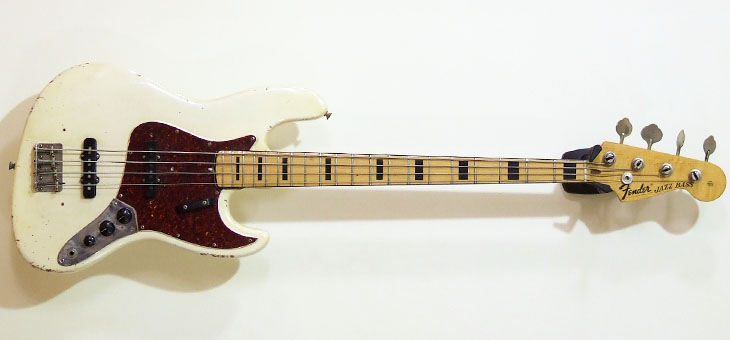 Fender - '73 Jazz bass